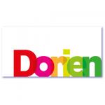 geboorteaankondigingen met de naam dorien. Origineel design en een spannende compositie.