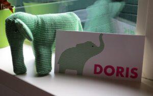 geboortekaart olifant