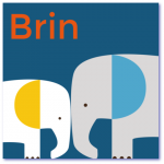 geboortekaart olifanten