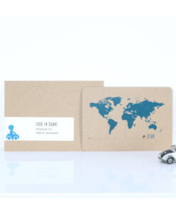 geboortekaart wereld