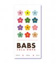 geboortekaartje bloem