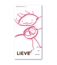 geboortekaartje kindertekening 1