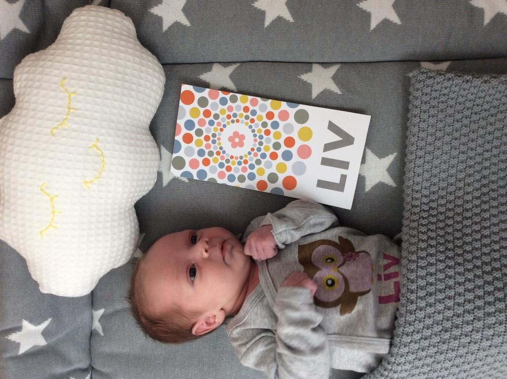 geboortekaartjes pastel