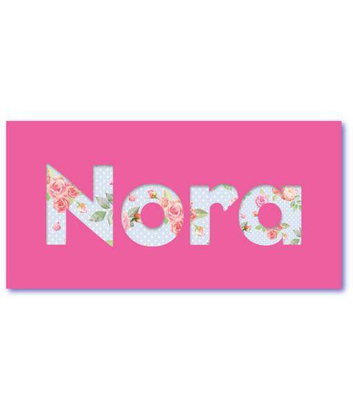 speciale geboortekaartjes nora